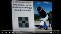 """Conférence: Pierre Bourge : """"L'homme curieux des étoiles"""" Conférencier: Philippe Morel Lieu: Aspres-sur-Buëch Evènement: Rencontres Alpes Europe Astronomie 2015"""