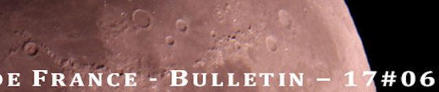 Vous trouverez le numéro 17#06 du « Bulletin de l'Astro Club de France » sous la ressource suivante: Bonne lecture