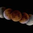 Composition d'images prises le 28septembre 2015 depuis l'Observatoire Charles Fehrenbach. Chronologie de la droite vers la gauche. Crédit photo : Philippe Morel, OBSCF/Téléscope René Guichard L'éclipse totale de Lune du […]
