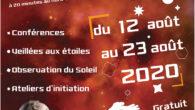LIEN POUR TOUT RENSEIGNEMENT COMPLÉMENTAIRE : http://www.astrosurf.com/obscf/news/RAEA2020/renseignements_clamensane.html